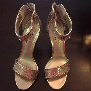 Nina brand sequined heels